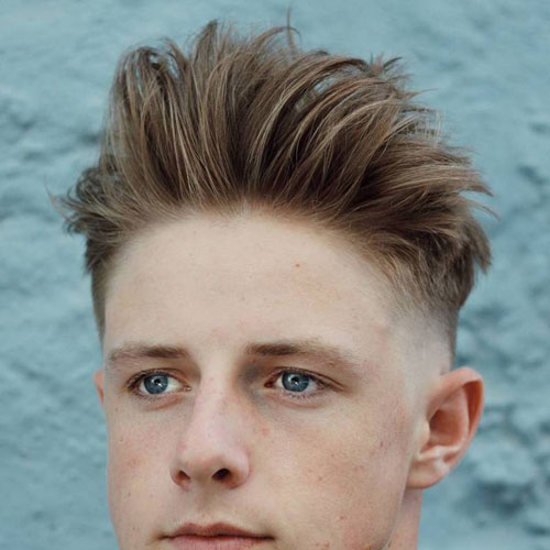 21 Best Blowout Haircuts For Men 2020 Guide