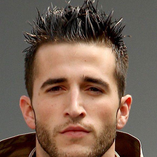 Spiky Hairstyles For Men Men S Hairstyles Haircuts 2017