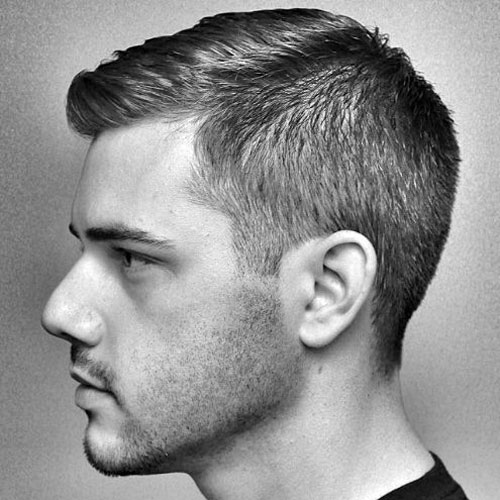 25 Best Men S Crew Cut Hairstyles 2019 Guide