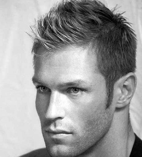 30 faux hawk fohawk haircuts for men mens hairstyles