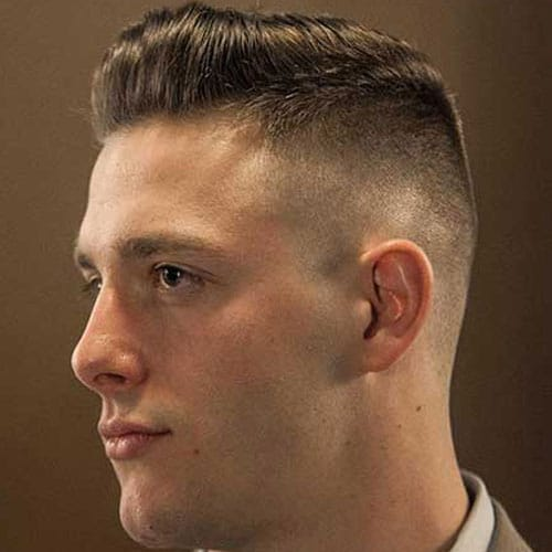 19 Military Haircuts For Men - Men's Hairstyles and Haircuts 2016