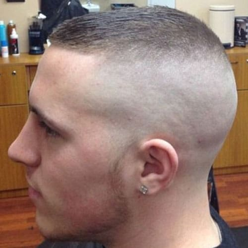 27 Military Haircuts For Men 2018