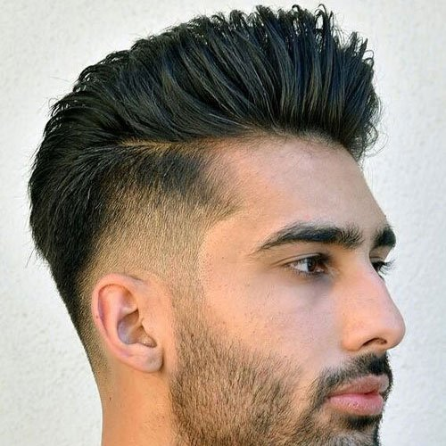 25 Pompadour Hairstyles And Haircuts Mens Hairstyles Haircuts 2019