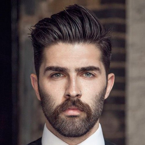 Pompadour Haircut Length : 27 pompadour hairstyles and haircuts mens