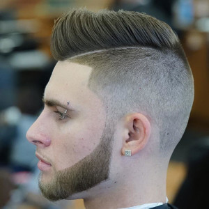 27 Pompadour Hairstyles and Haircuts