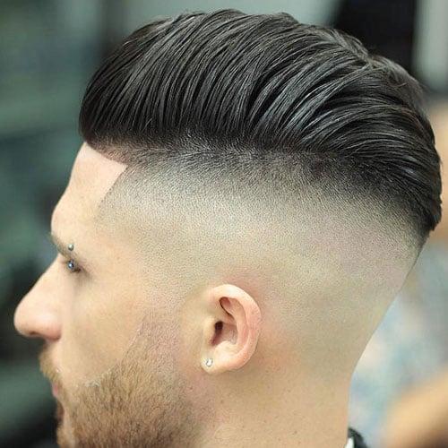 Modern Pompadour Hairstyles For Men