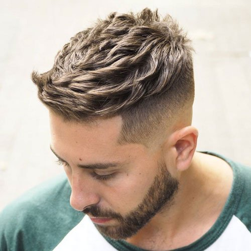 mens haircuts with lines line up haircut 1307