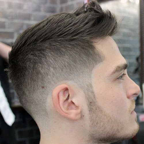 Amazing Spiky Hairstyles For Men Men39S Hairstyles And Haircuts 2017 Short Hairstyles For Black Women Fulllsitofus