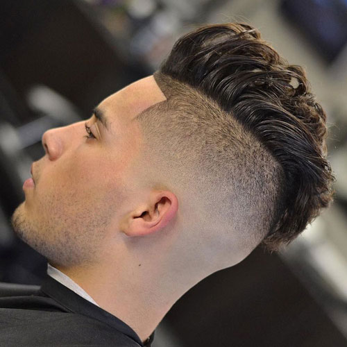 Outstanding 30 Faux Hawk Fohawk Haircuts For Men Men39S Hairstyles And Short Hairstyles Gunalazisus