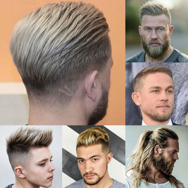 40 Best Blonde Hairstyles For Men 2018