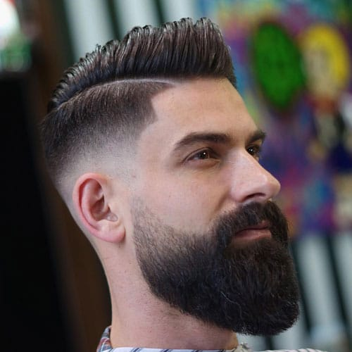 31 Best Comb Over Hairstyles For Men (2020 Guide