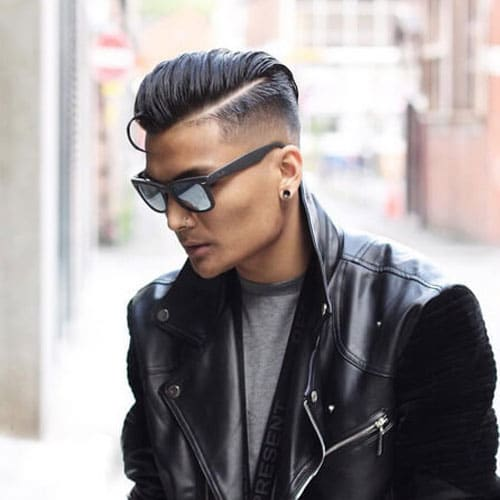 Prime Comb Over Hairstyles For Men Men39S Hairstyles And Haircuts 2017 Short Hairstyles Gunalazisus