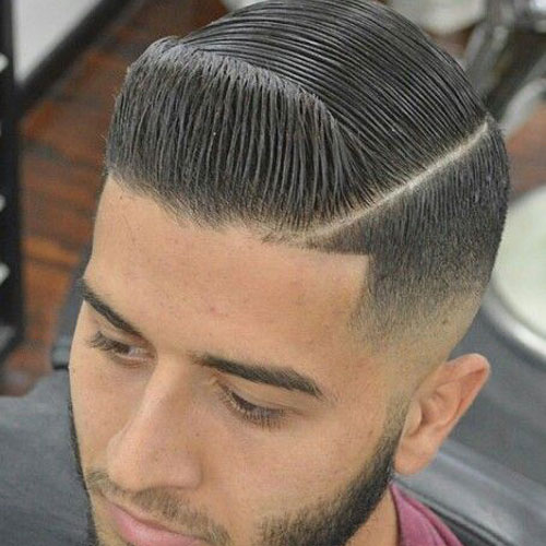 Marvelous The Taper Fade Haircut Types Of Fades Men39S Hairstyles And Short Hairstyles Gunalazisus