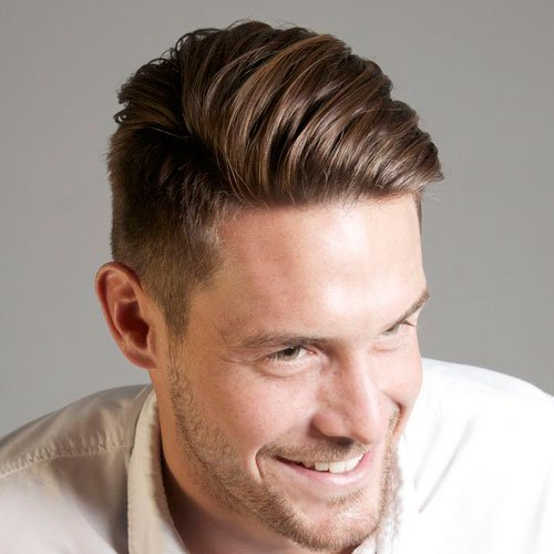 27 Comb Over Hairstyles For Men