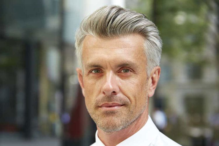 25 Best Hairstyles For Older Men 2019 | Men\'s Hairstyles + Haircuts 2019