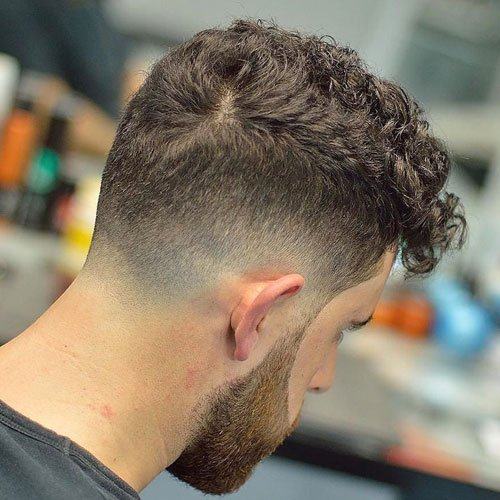 Taper Fade Haircut Types Of Fades 2018