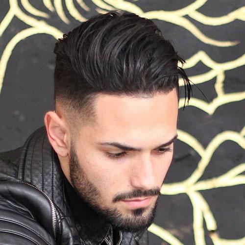 Groovy Haircut For Thick Hair Guys Short Hair Fashions Short Hairstyles Gunalazisus