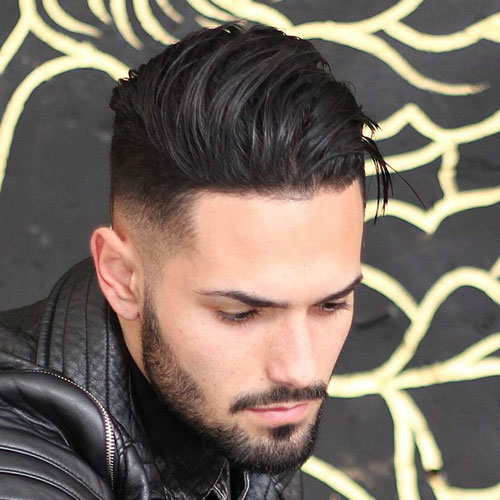 Surprising Haircut For Thick Hair Guys Short Hair Fashions Short Hairstyles Gunalazisus