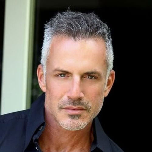 Sensational Hairstyles For Older Men Men39S Hairstyles And Haircuts 2017 Hairstyle Inspiration Daily Dogsangcom