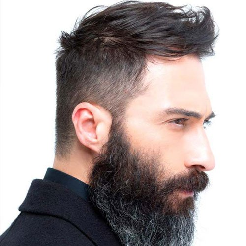 Superb Hairstyles For Men With Thin Hair Men39S Hairstyles And Haircuts 2017 Short Hairstyles Gunalazisus
