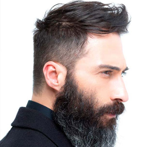 Admirable Hairstyles For Men With Thin Hair Men39S Hairstyles And Haircuts 2017 Hairstyles For Men Maxibearus