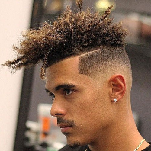Hairstyles With Shaved Sides