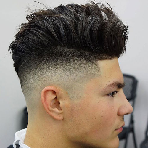 Cool Short Hairstyles For Men Men39S Hairstyles And Haircuts 2017 Short Hairstyles Gunalazisus