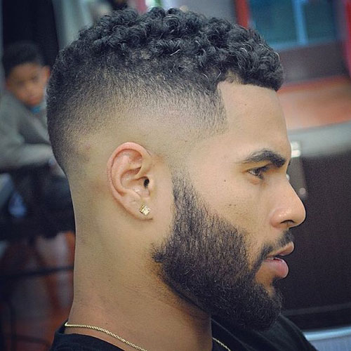 Brilliant The Taper Fade Haircut Types Of Fades Men39S Hairstyles And Short Hairstyles For Black Women Fulllsitofus
