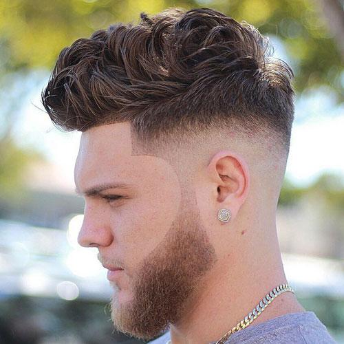 Fine Short Hairstyles For Men Men39S Hairstyles And Haircuts 2017 Short Hairstyles Gunalazisus
