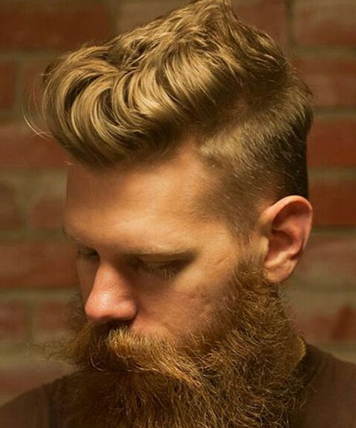 Blonde Hairstyles For Men 105