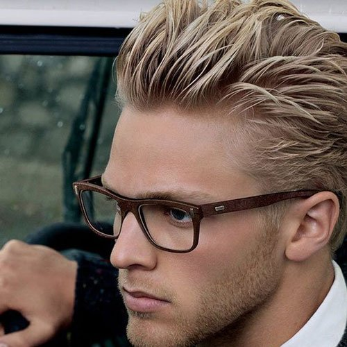 Admirable 19 Blonde Hairstyles For Men Men39S Hairstyles And Haircuts 2017 Hairstyle Inspiration Daily Dogsangcom