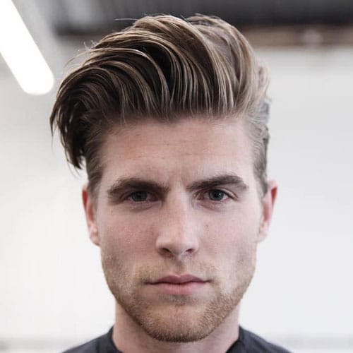 Fine Comb Over Hairstyles For Men Men39S Hairstyles And Haircuts 2017 Short Hairstyles For Black Women Fulllsitofus