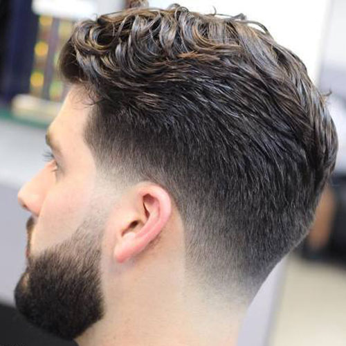 Brilliant The Taper Fade Haircut Types Of Fades Men39S Hairstyles And Short Hairstyles Gunalazisus