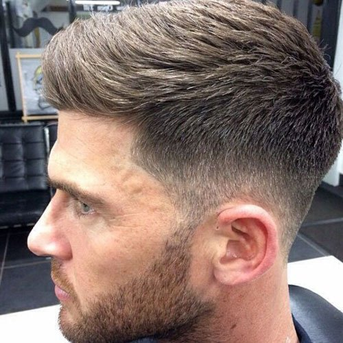 Taper fade haircut types of fades 2018 low taper fade winobraniefo Images