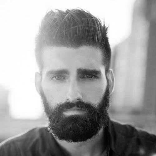 Awe Inspiring Hairstyles For Men With Thick Hair Men39S Hairstyles And Haircuts Short Hairstyles Gunalazisus