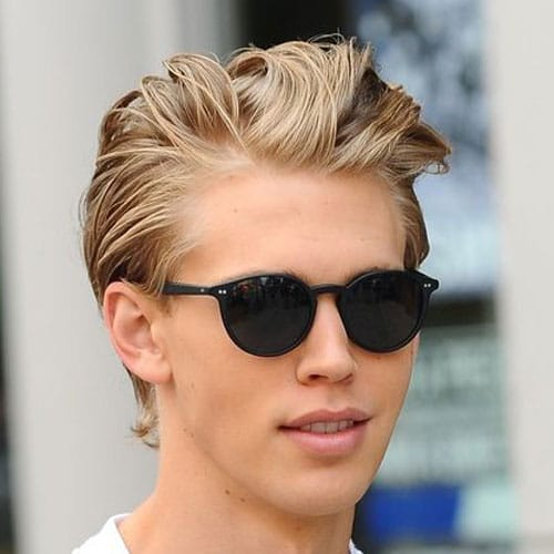 Admirable 19 Blonde Hairstyles For Men Men39S Hairstyles And Haircuts 2017 Hairstyles For Women Draintrainus