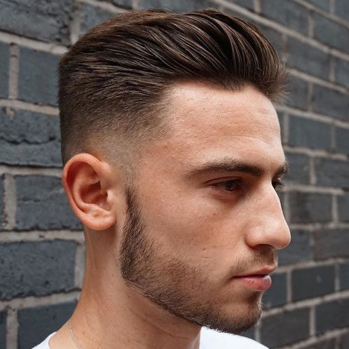 Pleasant Hairstyles For Men With Thick Hair Men39S Hairstyles And Haircuts Short Hairstyles Gunalazisus