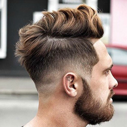 Prime Hairstyles For Men With Thick Hair Men39S Hairstyles And Haircuts Short Hairstyles Gunalazisus