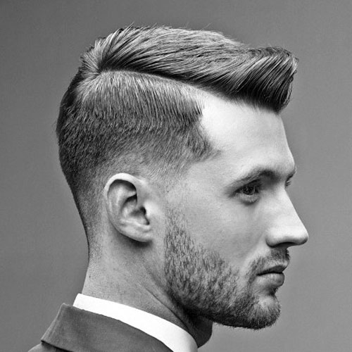 Men's Part Hairstyle