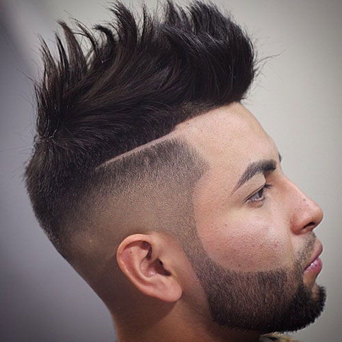 Hairstyles For Men With Thick Hair Men S Hairstyles