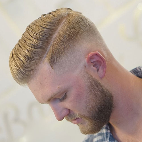 25 Best Side Part Hairstyles Parted Haircuts For Men 2019 Guide