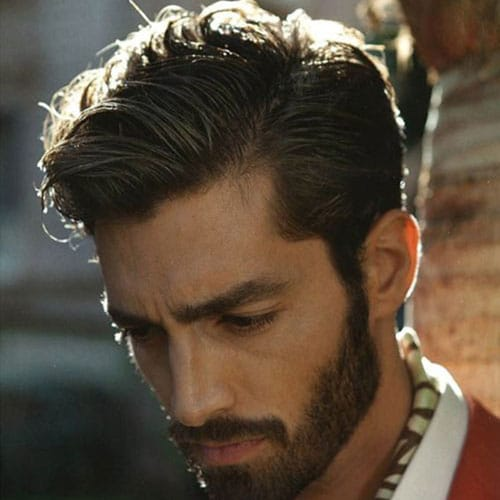 Brilliant Men39S Side Part Hairstyles And Parted Haircuts Men39S Hairstyles Short Hairstyles Gunalazisus