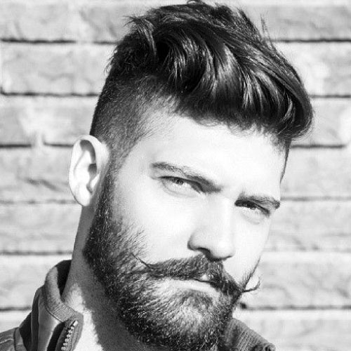 Enjoyable Shaved Sides Hairstyles For Men Mens Hairstyles Haircuts 2018 Hairstyle Inspiration Daily Dogsangcom
