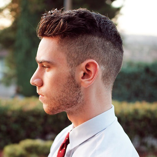 Brilliant Shaved Sides Hairstyles For Men Men39S Hairstyles And Haircuts 2017 Short Hairstyles Gunalazisus
