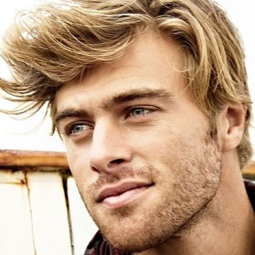 Groovy 19 Blonde Hairstyles For Men Men39S Hairstyles And Haircuts 2017 Hairstyle Inspiration Daily Dogsangcom