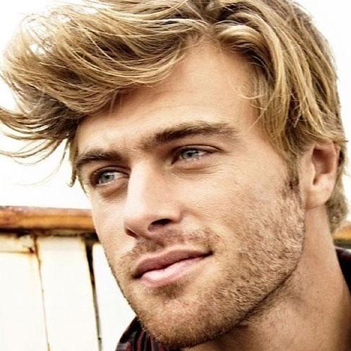Excellent 19 Blonde Hairstyles For Men Men39S Hairstyles And Haircuts 2017 Short Hairstyles For Black Women Fulllsitofus