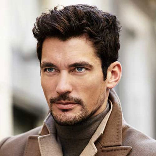 Short Layered Haircuts For Guys