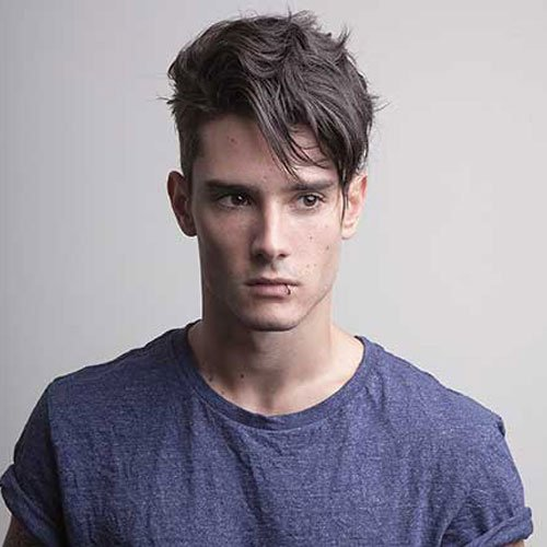 Magnificent Layered Haircuts For Men Men39S Hairstyles And Haircuts 2017 Short Hairstyles Gunalazisus
