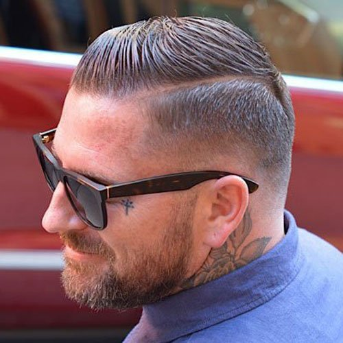 Men S Side Part Hairstyles And Parted Haircuts Men S