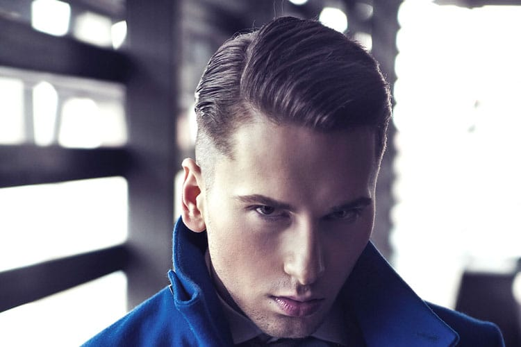 mens hair side parting styles 25 best side part hairstyles parted haircuts for 3158 | Side Part Hairstyles For Men 1